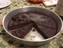Gâteau original et diététique