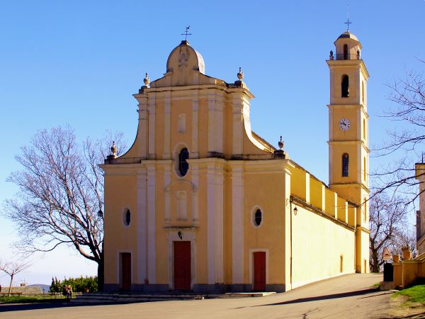 Eglise de Campile