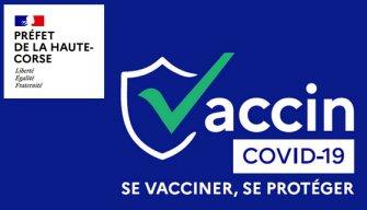 VACCINATION COVID 19 EN HAUTE CORSE