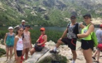 De Canaghja au Lac de Melo