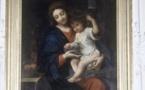 Les tableaux de l'église de Campile
